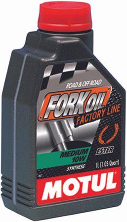Motul olje Fork Oil Factory Line 10W, 1 l