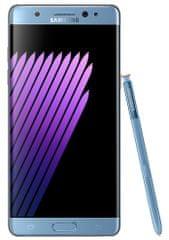 Samsung Galaxy Note7, modrá
