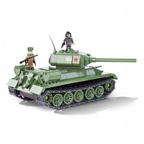 Cobi SMALL ARMY II WW T34/85