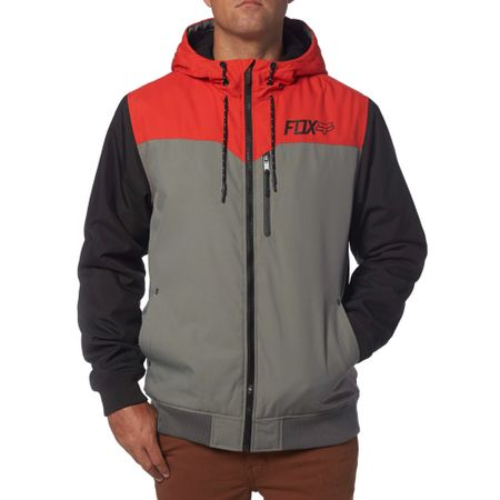 FOX férfi kabát Cylinder M szürke