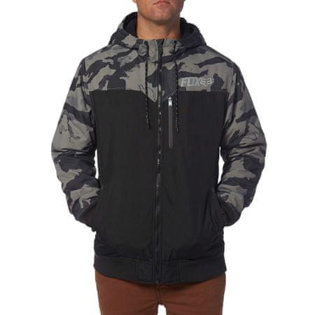 FOX moška jakna Cylinder XL črna