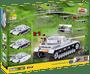 3 - Cobi SMALL ARMY Panzer IV ausf. F1/G/H - niemiecki czołg średni 2481