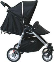 VALCO Nánožník dojčenský pre Snap 3,4, čierna