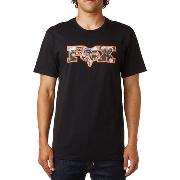 FOX pánské tričko Prefilter Ss Tee M černá