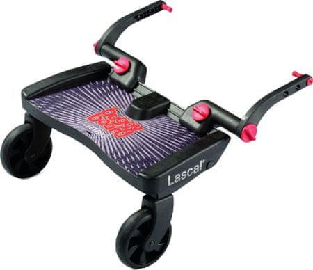 Lascal Buggy board MAXI- dostawka do wózka Black