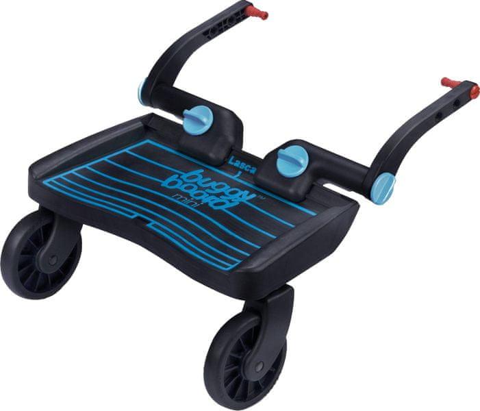 Lascal Buggy board MINI - závěsné stupátko, modrá