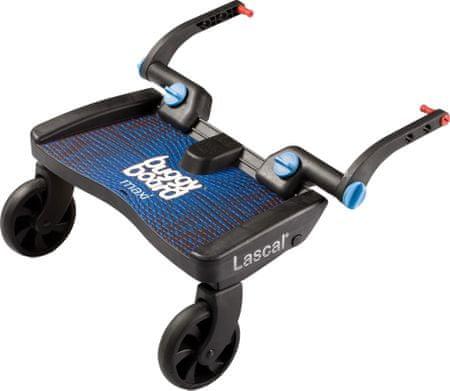 Lascal Buggy board MAXI - závěsné stupátko, modrý