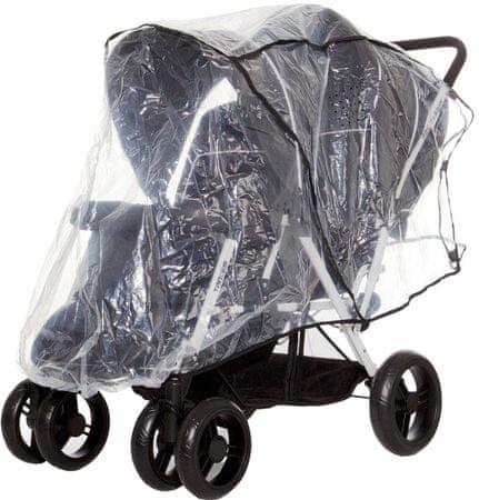 ABC Design Folia przeciwdeszczowa na wózek Tandem