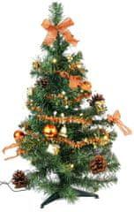 Seizis Drzewko ozdobne LED 60 cm