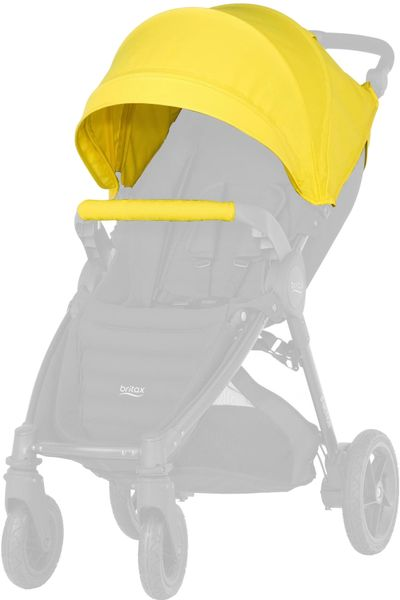 Britax Barevný set ke kočárku B-Agile Plus/B-Motion Plus 2016, Sunshine Yellow