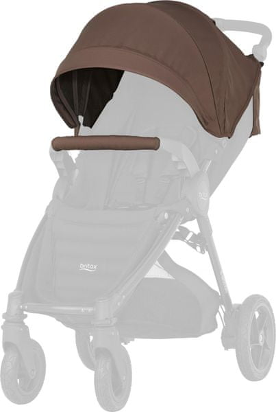 Britax Barevný set ke kočárku B-Agile Plus/B-Motion Plus 2016, Wood Brown