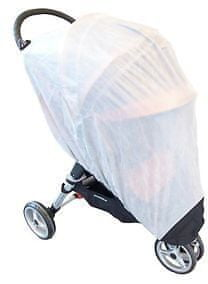 Baby Jogger Moskytiera na kočárek City Mini single