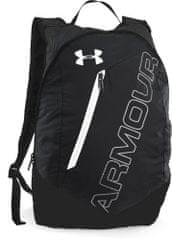 Under Armour Adaptable BP Black Silver White