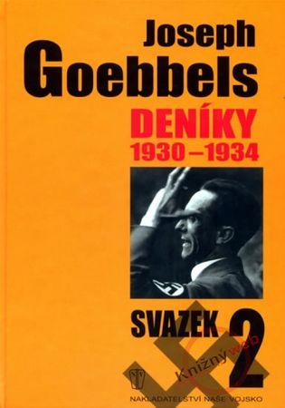 Goebbels Joseph: Deníky 1930-1934 - svazek 2