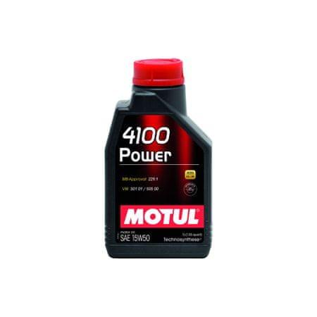 Motul olje 4100 Power 15W50, 2 l