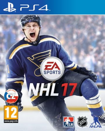 EA Sports NHL 17 (PS4)
