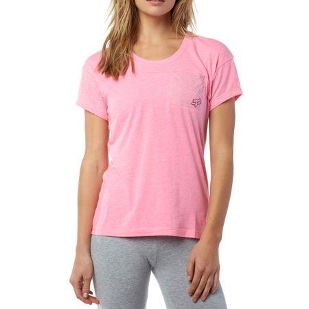 FOX T-shirt damski Initiate Ss S różowy