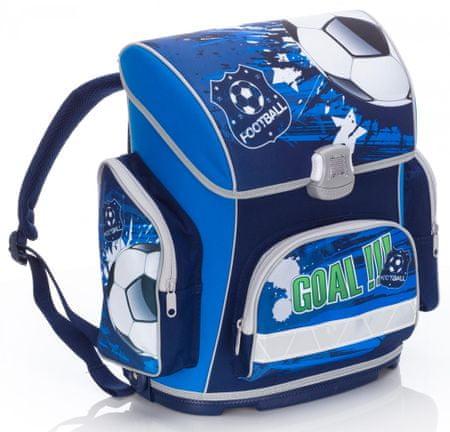 Karton P+P Anatomický batoh PREMIUM Fotbal  1db876dc14