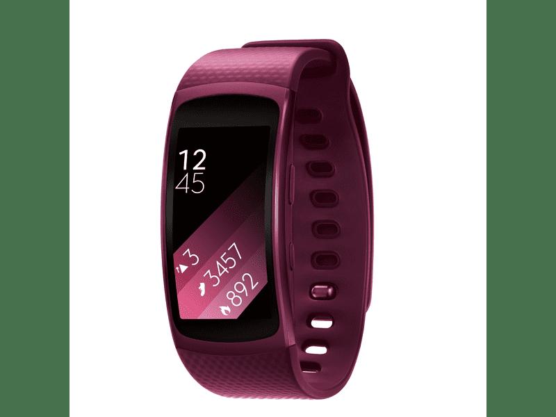 Samsung Gear Fit2, R360, růžová