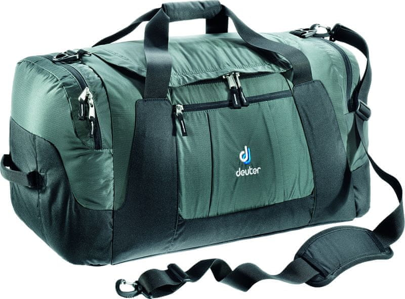 Deuter Relay 80L granite/black