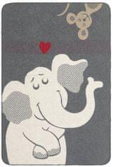 Ibena Jacquard deka slon