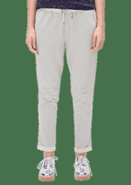 s.Oliver dámské kalhoty 34 šedá