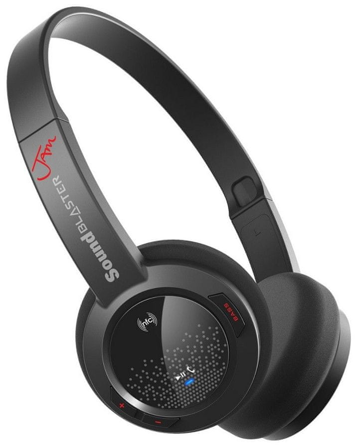 Creative Sound Blaster JAM bezdrátová sluchátka