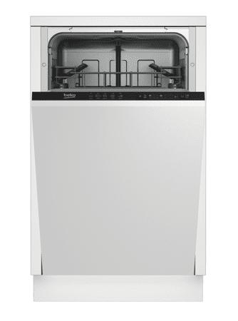 Beko vgradni pomivalni stroj DIS16010