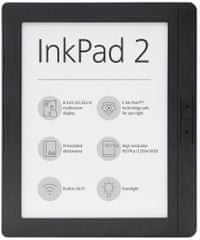 PocketBook 840 Inkpad 2 Mist Grey