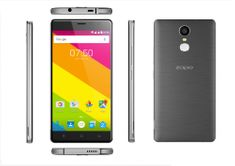 Zopo Color F2, Okostelefon, 5,5'', 4G LTE Fekete