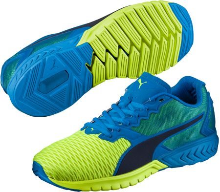 Puma Ignite Dual Electric Blue Lemonade-Safety 43
