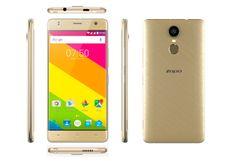 Zopo pametni telefon Color F5, 5,0'', 4G LTE, zlatni + zaštitno staklo