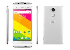 Zopo pametni telefon Color F5, 5,0'', 4G LTE, bijeli + zaštitno staklo
