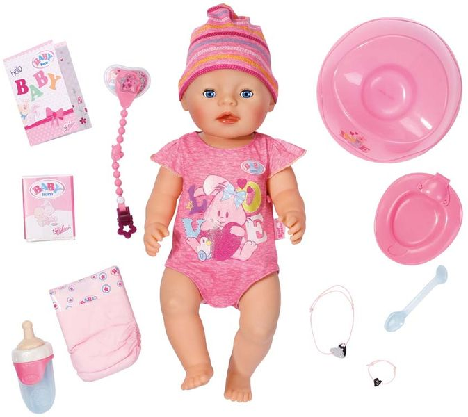 BABY born Interaktivní BABY born - II. jakost