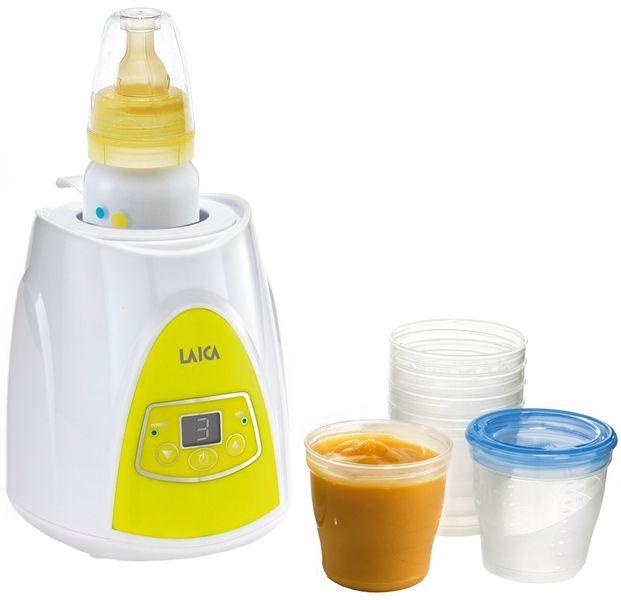 Laica Ohřívač dětských lahví a dětského jídla