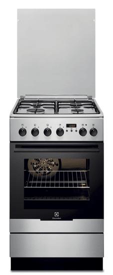Electrolux kuchnia gazowo-elektryczna EKK 54553OX