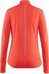 Craft pulover Brilliant 2.0 Thermal Wind, ženski, oranžen