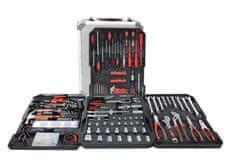 Malatec zestaw narzędzi w walizce 186 elementów
