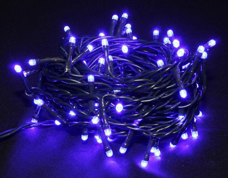Seizis LED osvětlení 100 žárovek modré
