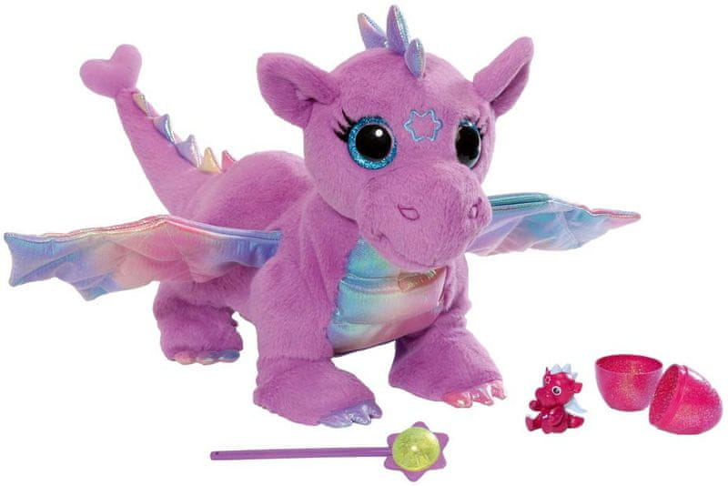 BABY born Chodící drak