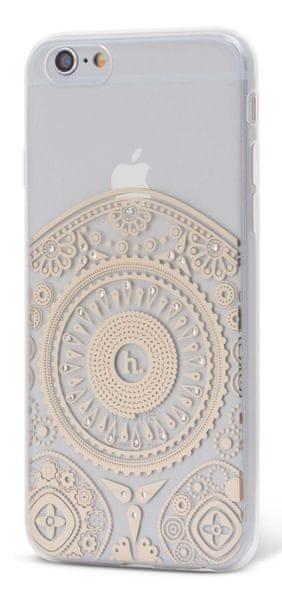 EPICO pružný plastový kryt, iPhone 6/6S HOCO TOTEM, čirá