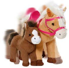 BABY born Interaktívny kôň so žriebätkom