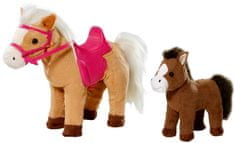 BABY born interaktivni konj z žrebetom