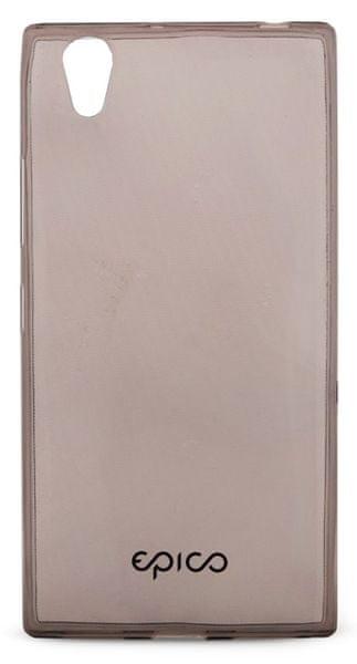 EPICO plastový kryt, Lenovo P70 RONNY GLOSS, kouřový