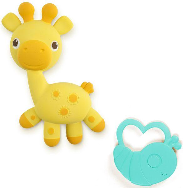 Bright Starts Kousátko žirafka Soothimals