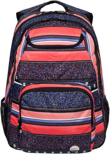 Roxy Shadow J Backpack Ax Run Fast Combo Granatia