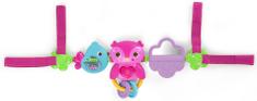 Bright Starts Závesná hračka PiP Busy Birdies
