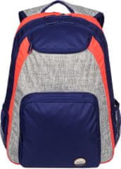 Roxy Shadow J Backpack Blue Print