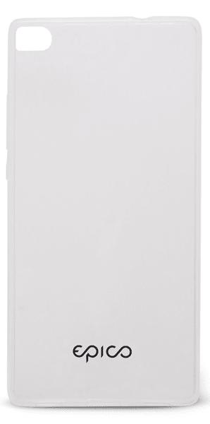 EPICO plastový kryt, Huawei P8, RONNY GLOSS, bílý