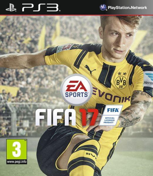 EA Sports Fifa 17 / PS3